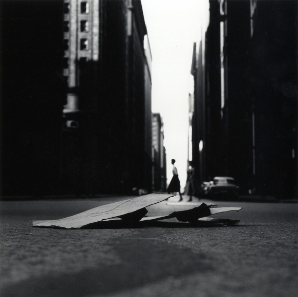 Ray Metzker Shicago 1958
