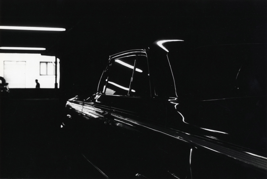 Ray Metzker Philadelphia, 1963