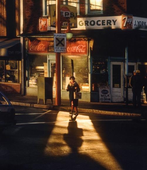 Fred Herzog Crossing Powell 2 1984