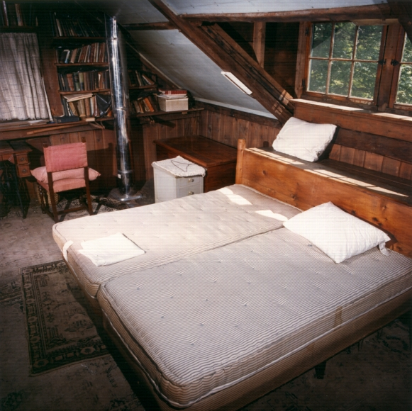 David Graham Beds, Placentia Island, ME, 1995-96