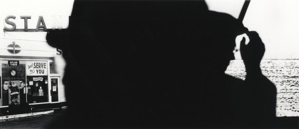 Ray Metzker Double Frame 1964