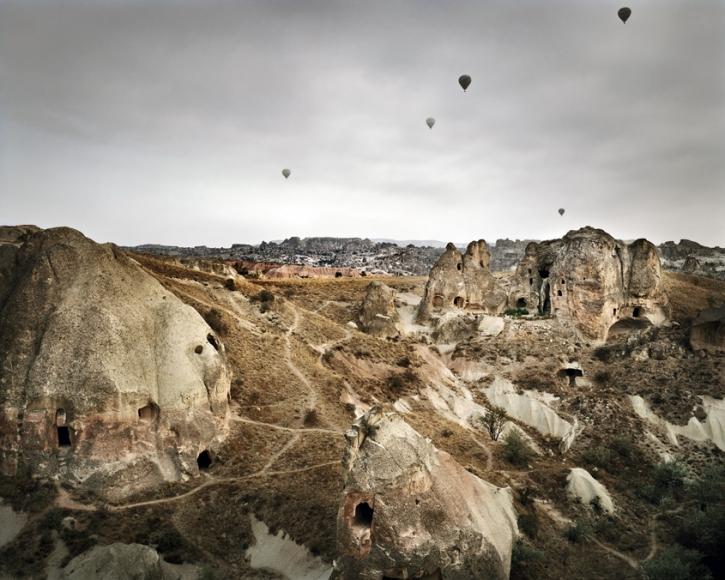 Luca Campigotto Cappadocia Turkey 2003