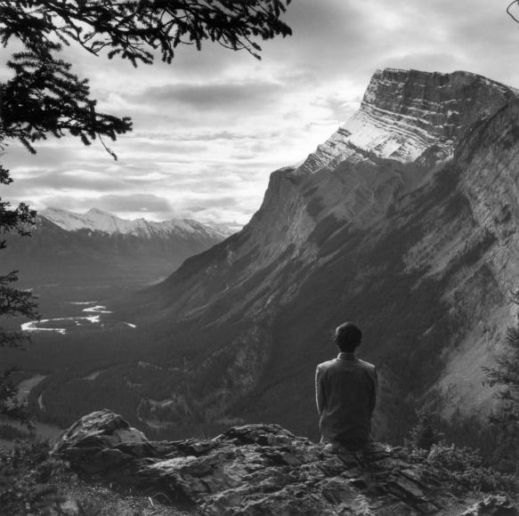 Tseng Kwon Chi Banff National Park