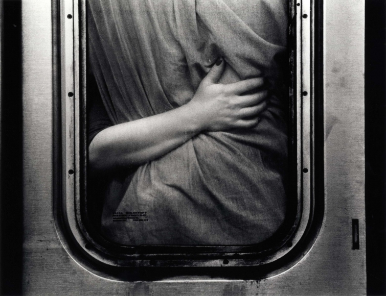 Kazuo Sumida A Story of the NYC Subway, W 28th St, 2002
