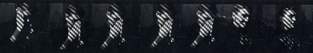 Ray Metzker striptease 1965