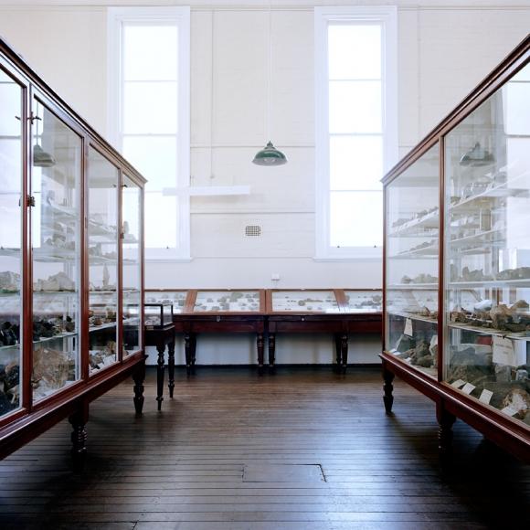 Simone Rosenbauer WA School of Mines Mineral Museum