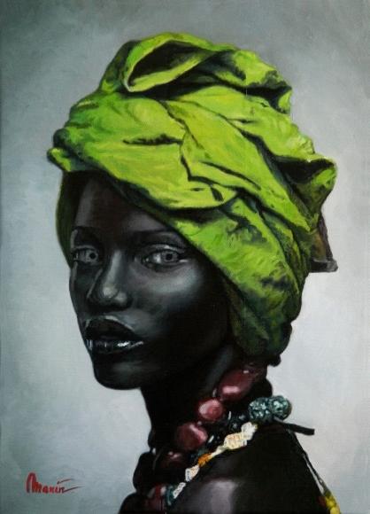 Pañuelo De Color by Mar Marin Leal