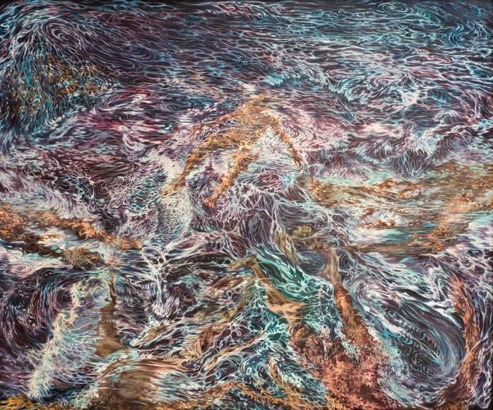 """""""Swimming in Hell II"""" by Paul Gorka"""