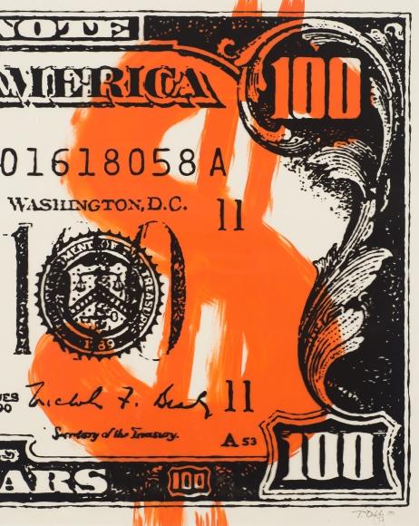 $100 by Tom Duffy
