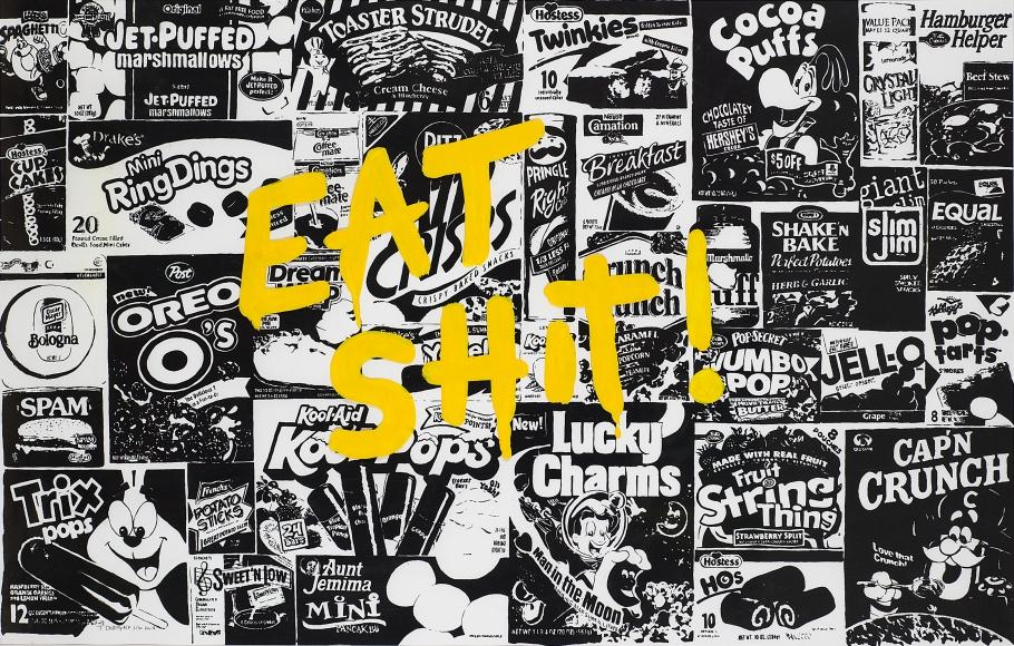 Eat Shit by Tom Duffy