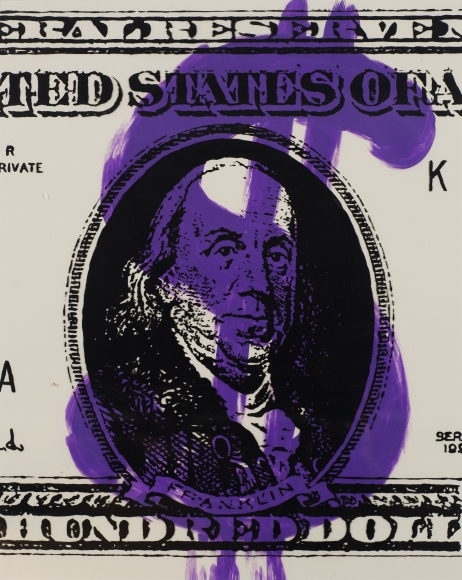 Benjamin Franklin by Tom Duffy