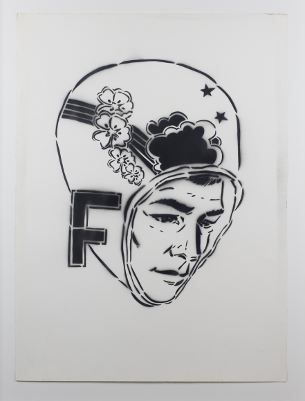 F - Head by FAILE