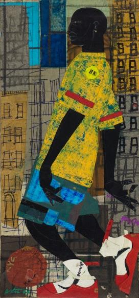 Broken Asphalt by Willie Torbert