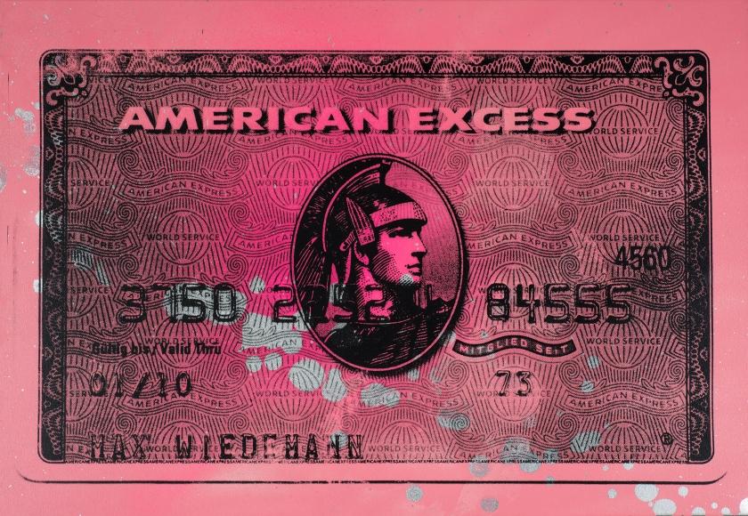 American Excess by Max Wiedemann