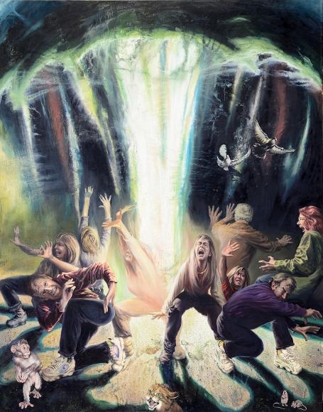 Scared III by Paul Gorka