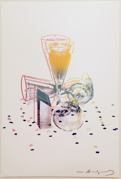 Andy Warhol, Committee 2000, Screenprint