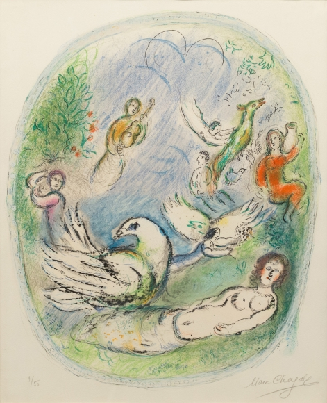 Marc Chagall, L'Age d'or