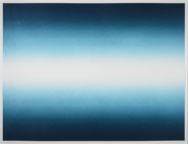 Anish Kapoor, Untitled 5 (from Shadow III), Etching