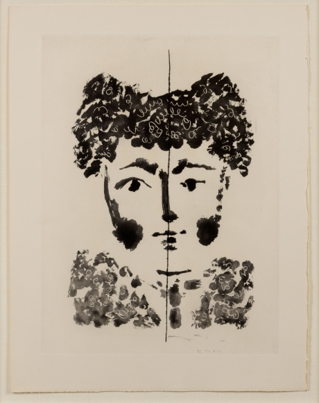 Pablo Picasso, Torero from Le Carmen des Carmen, Aquatint
