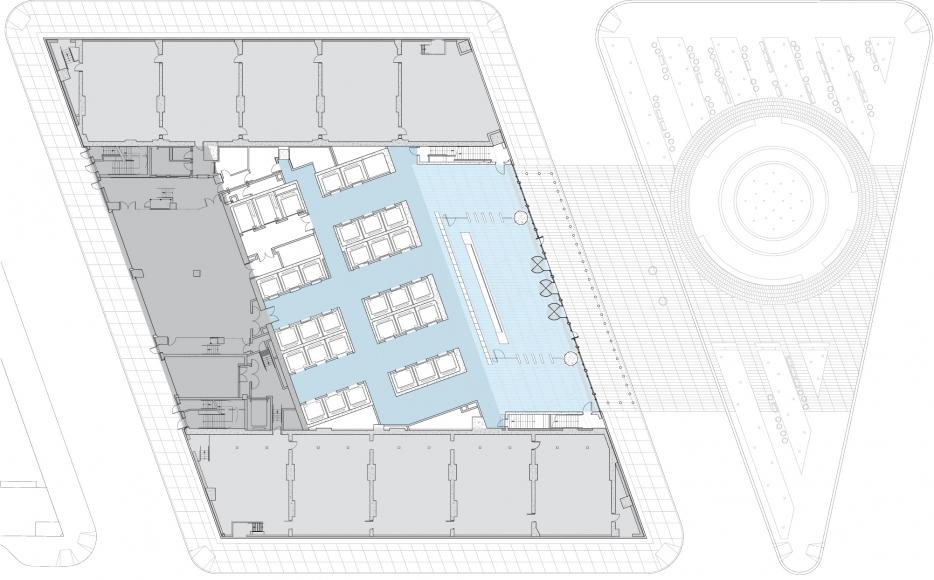 7 World Trade Center Projects James Carpenter Design
