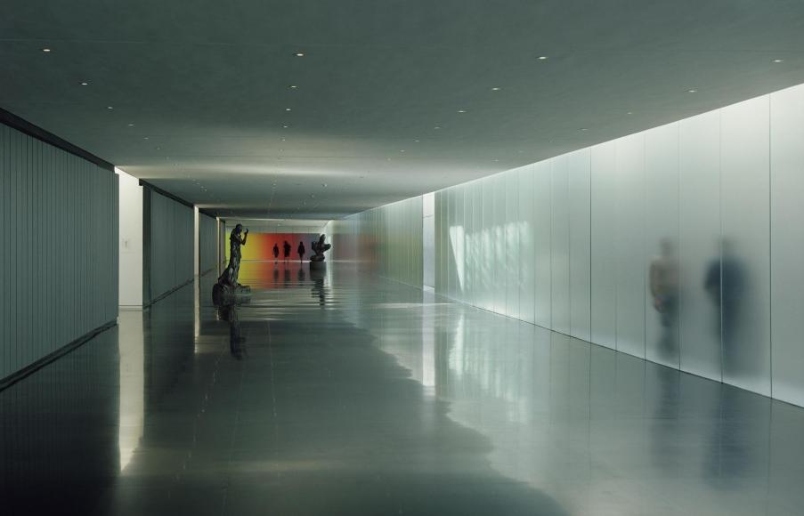 ISRAEL MUSEUM - Projects - James Carpenter Design Associates