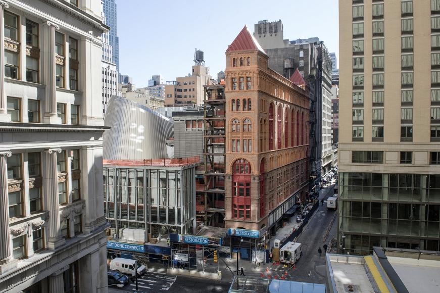 Restaurants On Fulton Street New York