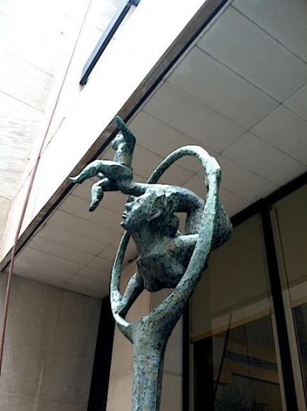 Young Performers, 1973, Bronze