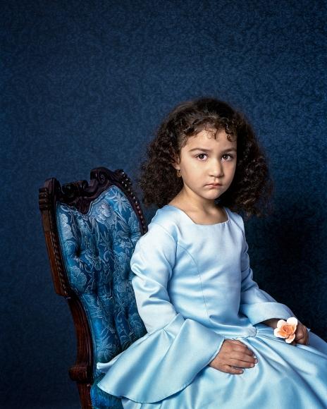 Joaquin Trujillo, Hija de Cristina, 2004