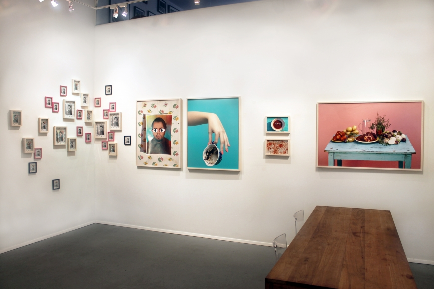 Joaquin Trujillo, Mal de Ojo (installation view), May 14 - June 28, 2015