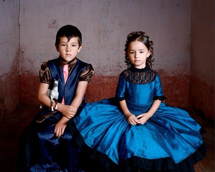 Joaquin Trujillo, Victor Hugo y Jacky, 2005