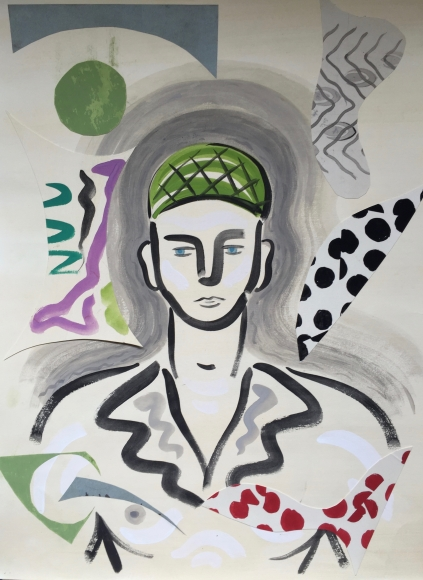 Portrait Series, No. 1