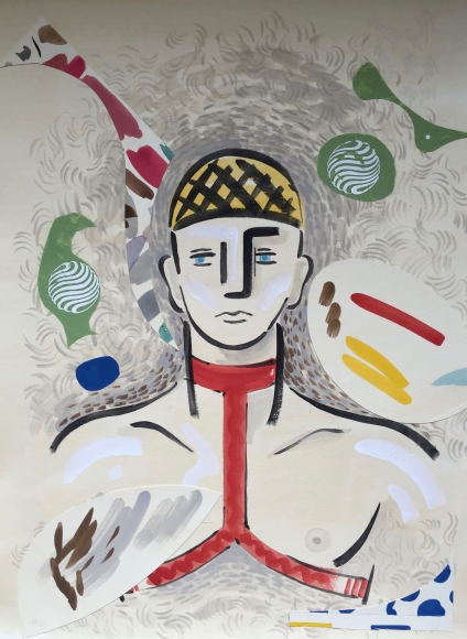 Portrait Series, No. 7