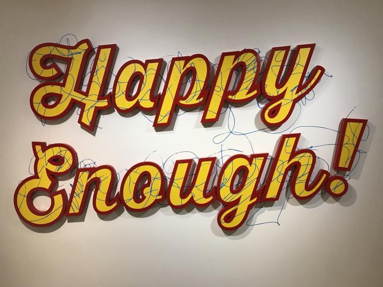 Happy Enough!
