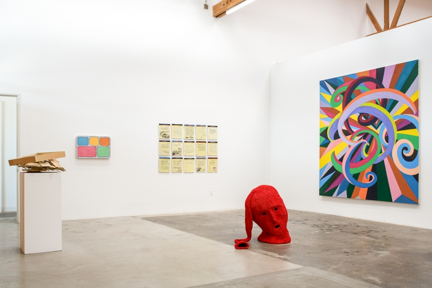 Rosamund Felsen Gallery