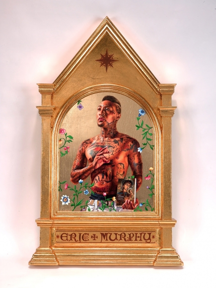 Kehinde Wiley Sean Kelly Gallery