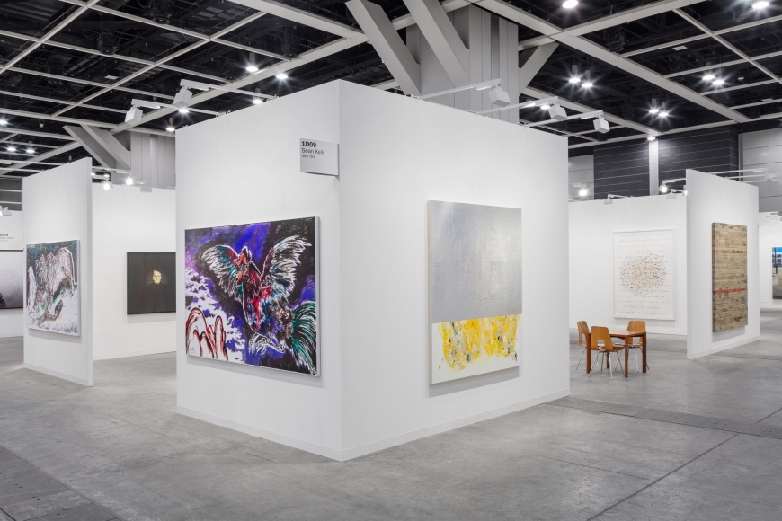 Sean Kelly Gallery Art Basel Hong Kong 2017