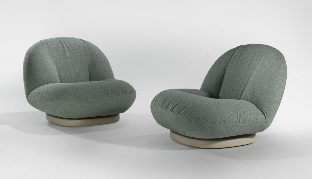 Pierre Paulin Works Demisch Danant – Pierre Chair