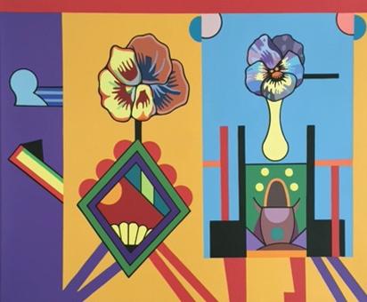 Trevor Winkfield, Podium Blooms