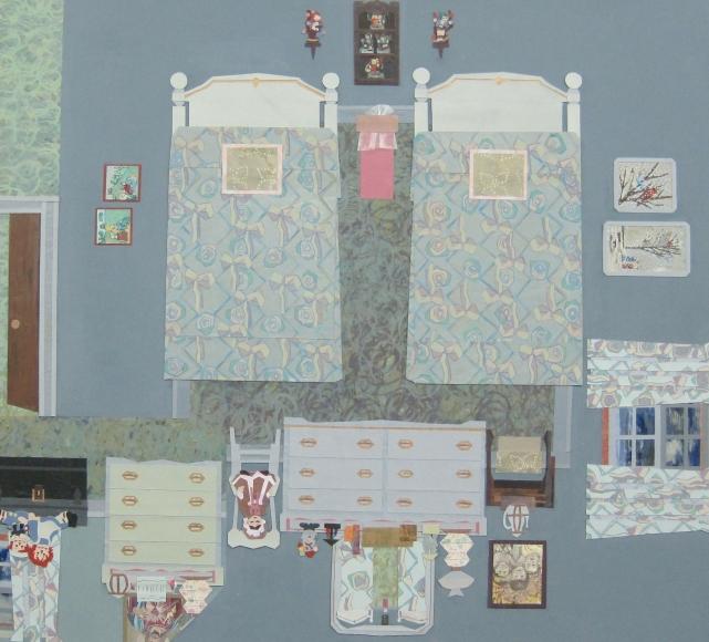 Ann Toebbe Carolyn and Ann's Room, 2013