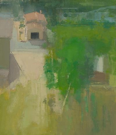 Recent Paintings Stuart Shils Exhibitions The Tibor