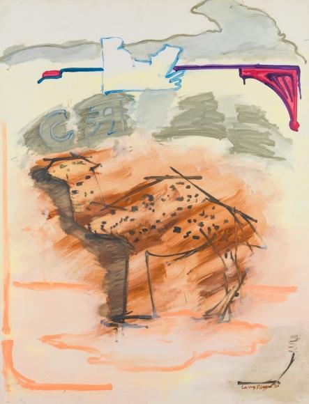 Cream Camel, 1980