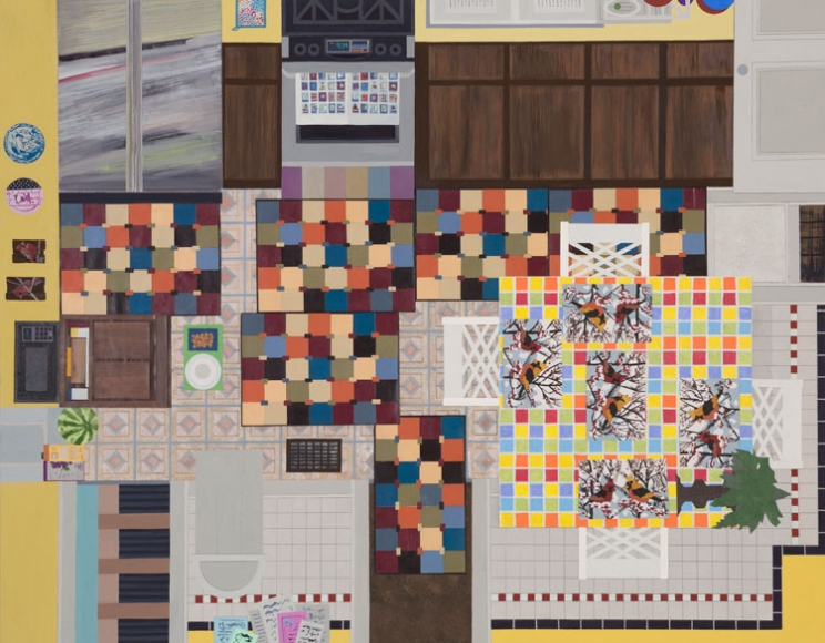Area Rugs and Placemats, 2015