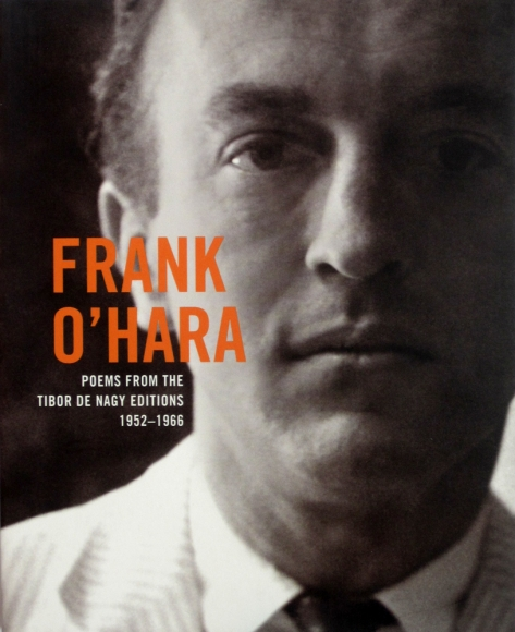 By Frank O'Hara. Edited by Eric Brown. Foreword by Bill Berkson