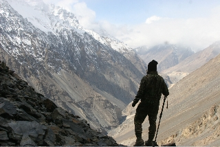 John Banovich Karakorum Mountains, Pakistan 2008