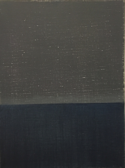 """Kazimira Rachfal's the space of light (Oil on canvas, 12"""" x 9"""") at Anita Rogers Gallery"""