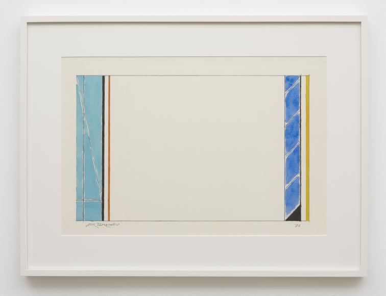 Jiro Takamatsu, Space in Two Dimensions