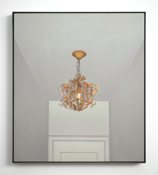 Deanna Thompson, Light Fixture #3