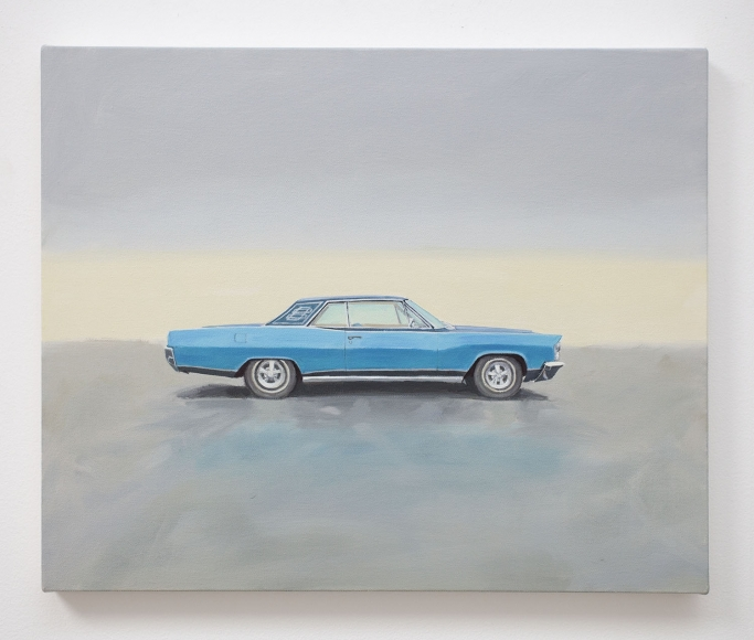 Deanna Thompson, 1963 Pontiac Grand Prix