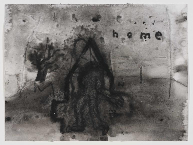 David Lynch, Tree and Home