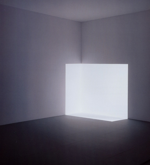 Kane Griffin Corcoran Represented Artist James Turrell Art Work Carn, White